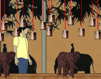 Coffee Elephants