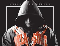 2015-16 Oklahoma State Wrestling Poster