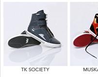 Supra Footwear Email Flyer