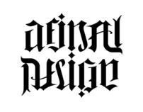 A Final Design - Ambigram