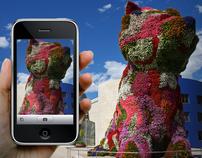 Benjamin Moore: iPhone Concept