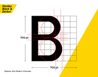 Stanley Black&Decker Official Typeface