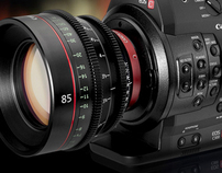 Canon EOS C300 Announcement - email