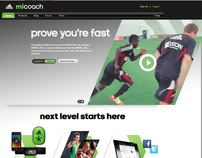 adidas miCoach Total Experience Testing