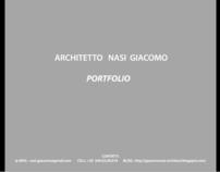 PORTFOLIO D' ARCHITETTURA E DESIGN