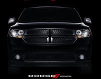 Dodge Durango 2011 USA.