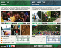 2012 Camp Firwood Brochure