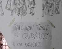 Sinfín sin fin. La Habana, Cuba. 2018.