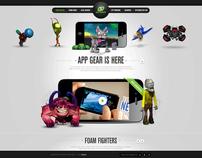 AppGear Teaser Site