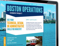 Boston Ops Website