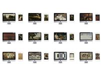 Modern Gallery App