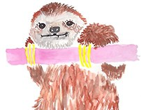 The Selby // Save the Sloths