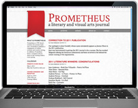 Prometheus Wordpress Site