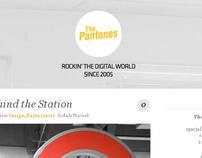 The Pantones blog