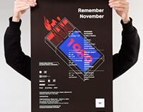 Remember November 2011—2012