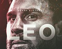 HBD Leo Messi