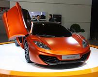 Auto Moto Salon part 2: Cars