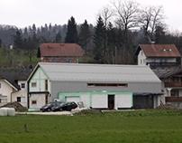 House V (under construction)