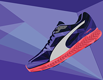IGNITE shoe illustration