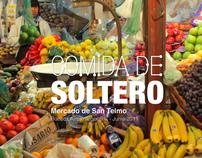 Comida de Soltero en el Mercado de San Telmo