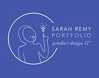 Portfolio product design 2017