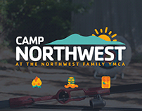 YMCA Camp Northwest Logo
