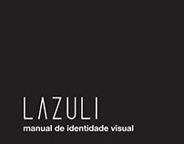 Lazuli - Manual de identidade visual