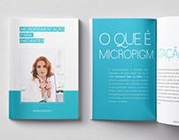 Ebook - Micropigmentação - Design Editorial