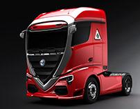 Alfa romeo Truck concept car