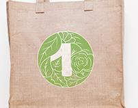 Botanical garden logo
