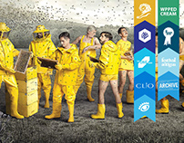 Ecofill Ink Cartridges / The CMYK Campaign