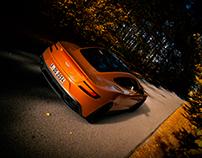 Aston Martin Am 310 Vanquish - 3D Render