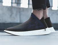 Sneaker Design: Zip-on x Boost Sneaker Low 2nd
