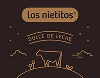 Dulce de Leche Premium / Los Nietitos