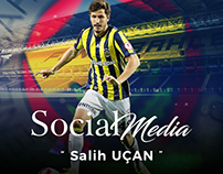 Salih Uçan - Match Day Social Media Post