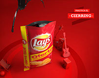 Cierring. Lay's