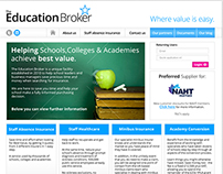 Education Broker Redesign