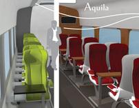 AQUILA _agv interior | Alstom Design Challenge
