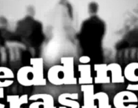 Wedding Crashers Videography Animated Logo