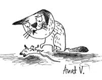 Doodles / Felis silvestris catus