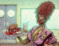 Zombie Bomb! Comic Anthology