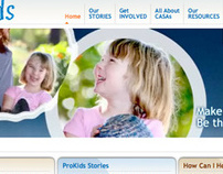 ProKids website