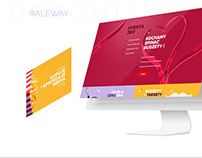 Media House concept website