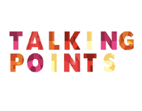 Talking Points Book Layout/Design