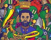 King of Kings ( Haile Selassie I) compositon