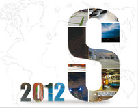 Calendário Sidmex Internacional - 2012