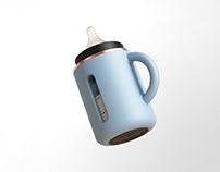 Soft Feeding _ Product Design | Baby Feeding Bottle