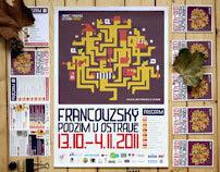 Francouzský podzim v Ostravě 2011