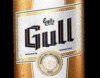 Egils Gull Brand & Packaging design