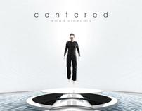 Centered Album Cover
